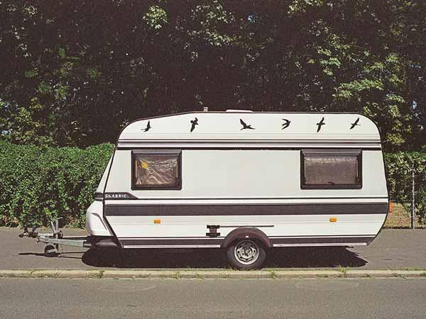 750kg altı çekme karavan, karavan için ehliyet